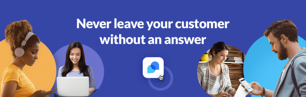 Many small business owners choose to use a chatbot plugin.